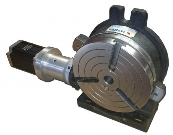 4. Achse - CNC Rundtisch HV 150 mm Durchmesser