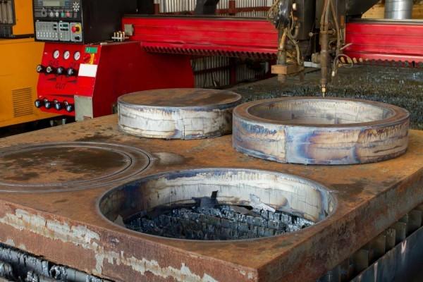 Servosteuerung 750 Watt für Brennschneideanlagen