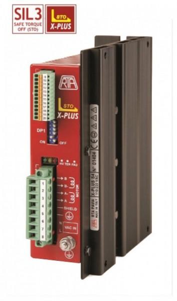 X-Plus B4.1 Endstufe mit 230 Volt 2,4 bis 4 Ampere SIL 3