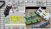 IP-S-6 Ethernet Controller mit Mach3 incl. Handrad