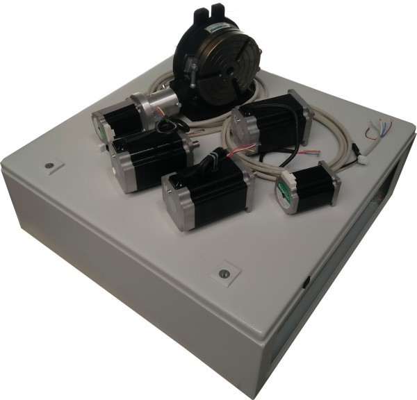 Plasma CNC Steuerung mit Rundachse