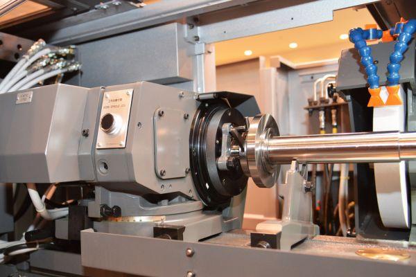 Kellenberger Schleifmaschine Retrofit