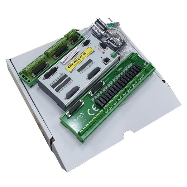 IP-S Motion Controller mit unserem Klemmenblock