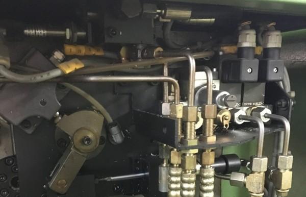Getriebeschaltung M41 / M42