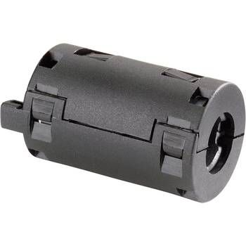 Ferrit-Ringkern geteilt 190Ω Kabel-Ø (max.) 9mm