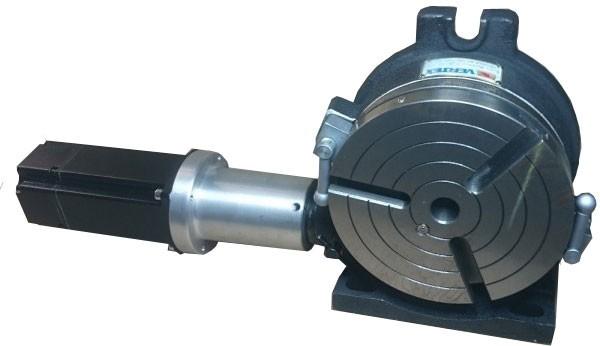 4. Achse - CNC Rundtisch HV 200 mm Durchmesser Servo