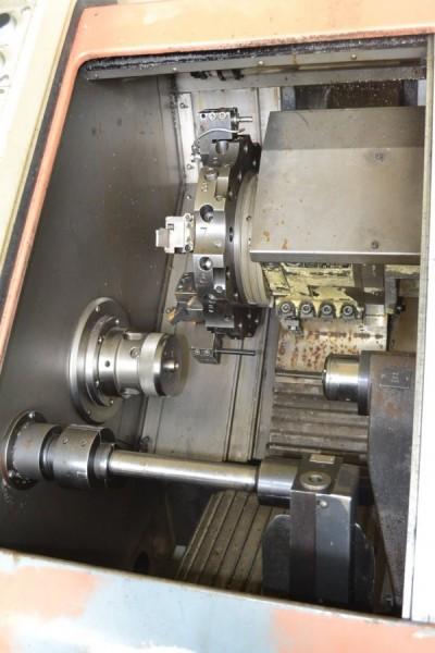 Retrofit einer N.E.F CT 20 Gildemeister Drehmaschine