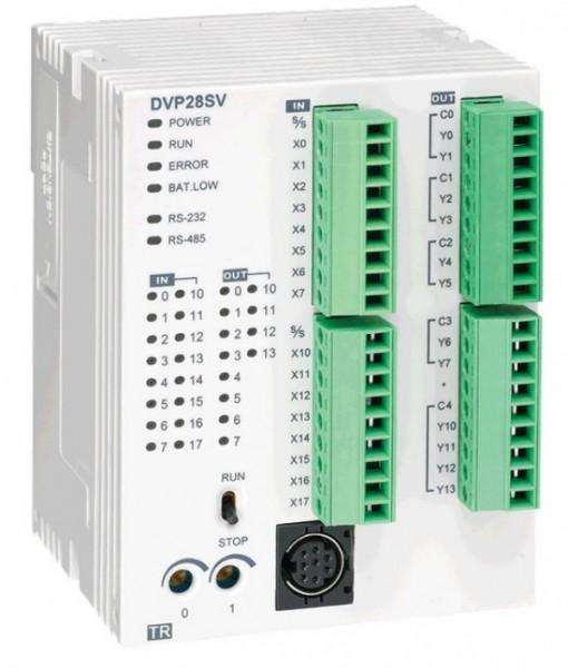 PLC DVP-SA2