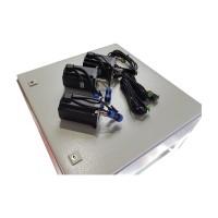 Closed Loop Steuerung 3 Achsen mit 1200 Ncm Schrittmotoren Steuerung mit IP-S