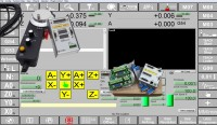 IP-M 4 Ethernet Controller mit Mach3 incl. Handrad