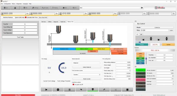 """SIM CNC Software """"Plasma"""""""
