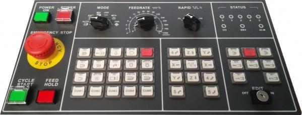 Keypad für Delta NC300 Drucktasten IP 67