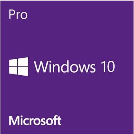 Microsoft Windows® 10 Pro 64-Bit OEM Vollversion