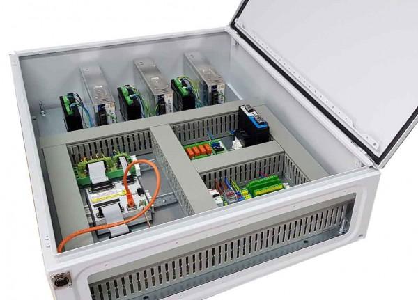 Standard Plasma 3 Achsen Steuerung mit 4 Motoren