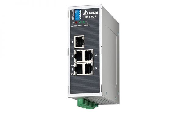 DELTA Unmanaged Ethernet Switch